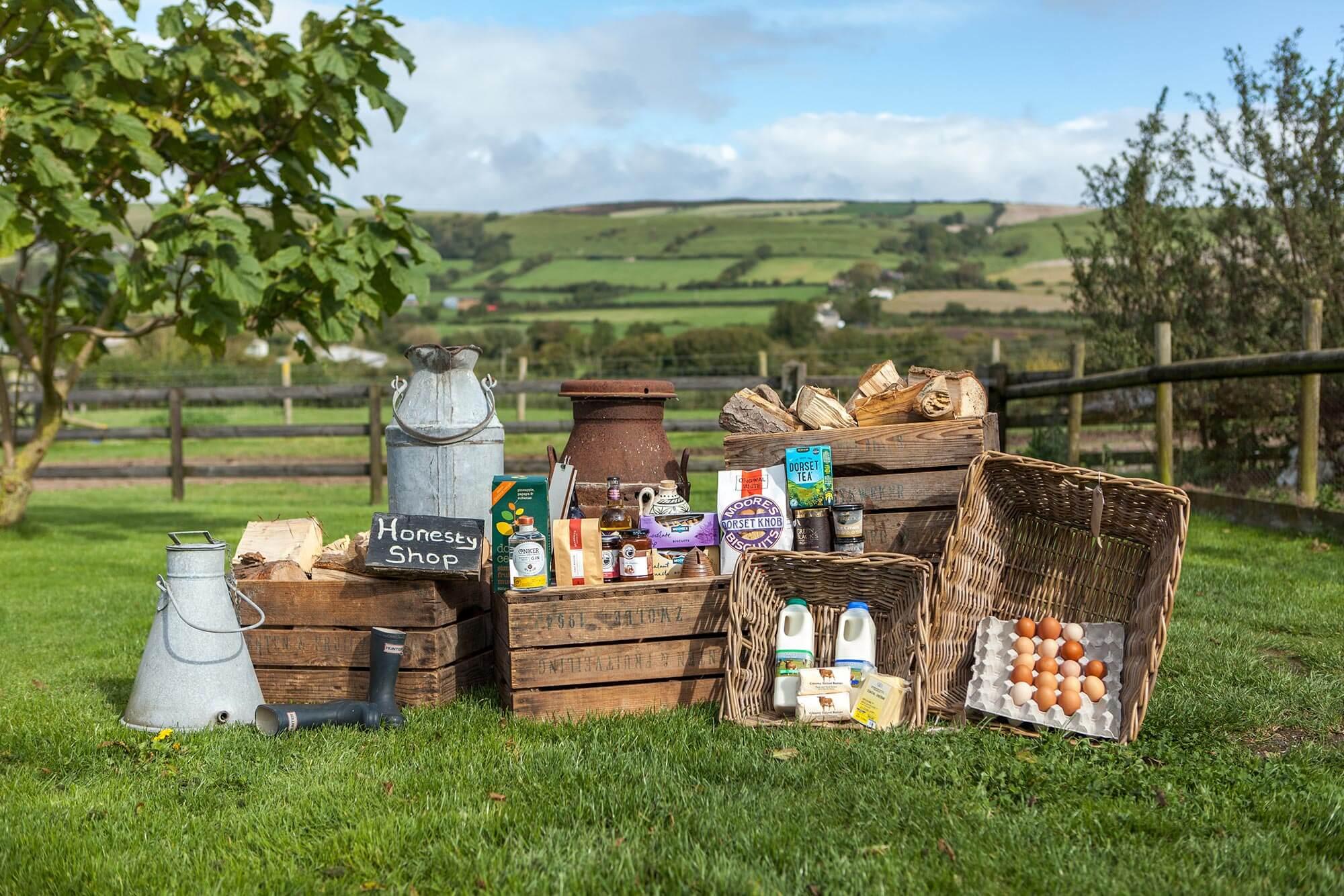 Shilvington Escapes - Farm Shop