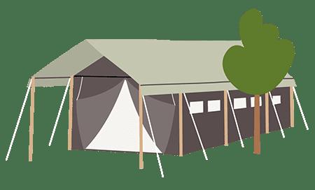 Shilvington-canvas-lodge